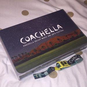 Coachella 2015 ticket wristband and more